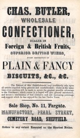 advert c1859